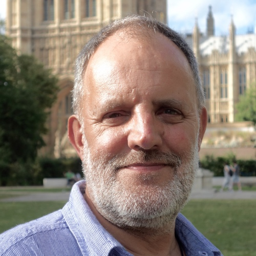 Ian Chandler at Westminster - 500x500