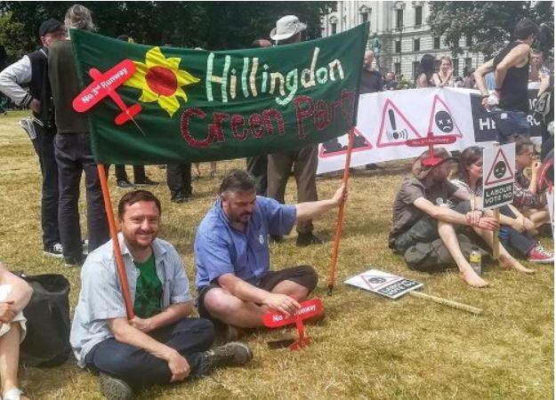 Heathrow Westminster Demo