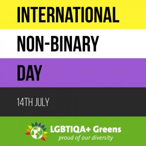 International Non-Binary Day