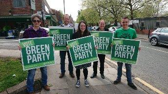 vote green boards