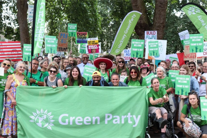 London Green Party photo